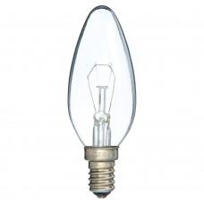 Лампа накаливания ДС 60Вт Е14