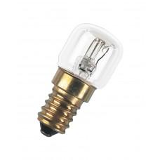 Лампа д/дух.шкафов мини 15Вт E14 T22 CL OVEN OSRAM