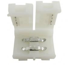 Коннектор для ленты 3528 без провода (ширина 8 мм) 12В SWG