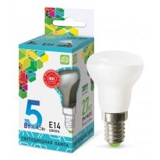 Лампа светодиодная R39 standard 5Вт Е14 4000К 450Лм ASD