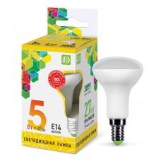 Лампа светодиодная R50 standard 5Вт 3000К 450Лм E14 ASD