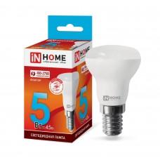 Лампа светодиодная R39-VC 5Вт 4000К 410Лм Е14 IN HOME