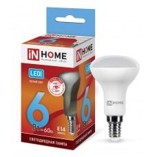 Лампа светодиодная R50-VC 6Вт 4000К 525Лм Е14 IN HOME