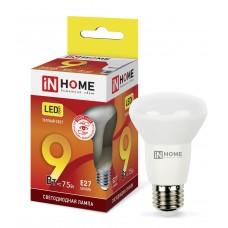 Лампа светодиодная R63-VC 9Вт 3000К 810Лм Е27 IN HOME