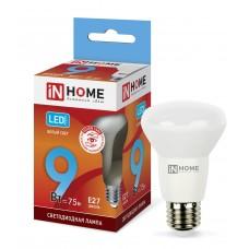 Лампа светодиодная R63-VC 9Вт 4000К 810Лм Е27 IN HOME
