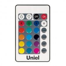 Пульт управления лампой RGB c ИК сенсором Uniel