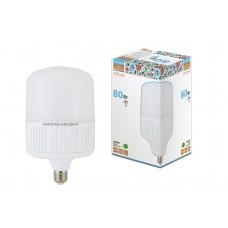 Лампа светодиодная T 80Вт 6500К 6400Лм E27 (160x265 мм) Народная