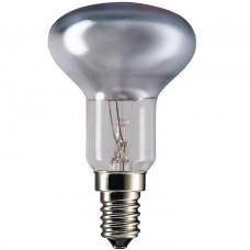 Лампа накаливания R50 40Вт E14 Philips