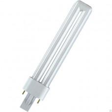 Лампа КЛЛ DULUX S 11Вт/840 G23 OSRAM/LEDVANCE