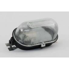 Светильник НПП 17 75 001 IP54 (черный овал без решетки ) Владасвет