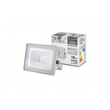 Прожектор светодиодный СДО 04 10Вт 6500К 800Лм IP65 белый Народный