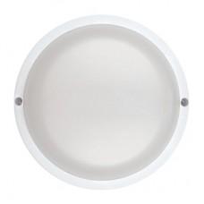 Светильник LED с оптико-акуст. датч. CПП-А-КРУГ 12Вт 6500К 960Лм IP65 IN HOME