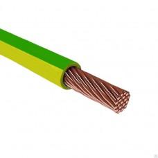 ПуГВ 1 ж/зелёный провод Электрокабель Кольчугино
