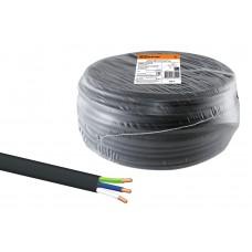 ВВГ-Пнг(А)-LS 3х1,5 ок(N, PE)-0,66 ГОСТ (100м) кабель TDM