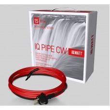 IQ PIPE CW 10м резистивный комплект для обогрева труб