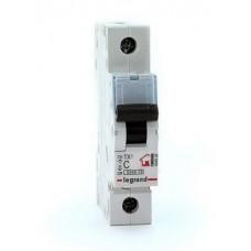 Legrand TX3 Автоматический выключатель 1P 10A (С) 6000