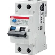 ABB Дифференциальный автоматический выключатель DSH201R C16 AC30