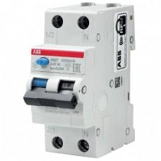 ABB Дифференциальный автоматический выключатель DSH201R C25 AC30