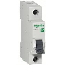 SE EASY 9 Автоматический выключатель 1P 25A (C)