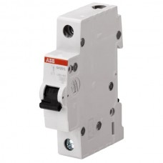 ABB S201 Автоматический выключатель 1P 02А (C) 6kA