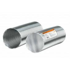 Воздуховод гофрированный алюминиевый Ø100 TDM