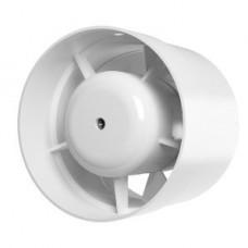 Вентилятор осевой канальный прит-выт d125