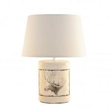 Настольная лампа ЛЮЧИЯ 320 «Лось» 60W E14