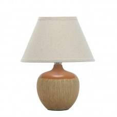 Настольная лампа ЛЮЧИЯ 427 «Фундук» 60W E14