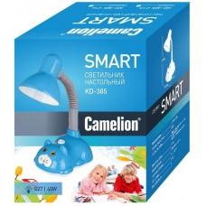 Настольная лампа Camelion KD-385 «КОТ» 40W, Е27 в ассортименте