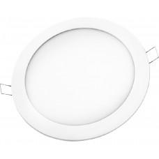 Светильник LED Piatto LED R 6W 6000K (120*25мм врезное отверстие 105мм)