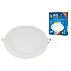 Светильник светодиодный встраиваемый ULM-Q236 12W/4000K WHITE Volpe