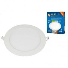 Светильник светодиодный встраиваемый ULM-Q236 18W/4000K WHITE Volpe