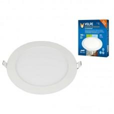 Светильник светодиодный встраиваемый ULM-Q236 22W/4000K WHITE Volpe