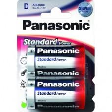 Эл. питания Panasonic Alkaline D