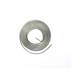 Припой ПОСК 50-18 D=2мм спираль 1 метр