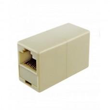 Компьютерный проходник (гнездо-гнездо) 8P8C, TDM (1шт/уп)
