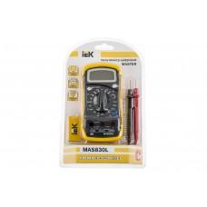 Мультиметр цифровой Master MAS 830 L IEK TMD-3L-830