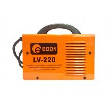 Сварочный инвертор EDON, LV - 220 (Сварочный ток 20 - 180А)