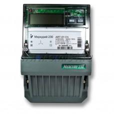 Электросчётчик Меркурий 230 АRТ-01 СN (ЖКИ,3 болта, 5(60)А,3*230/400В, CAN)