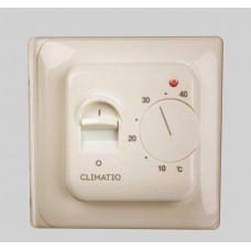 Базовый терморегулятор CLIMATIQ BT (слоновая кость)