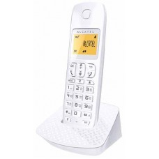 Радиотелефон ALCATEL E132 WHITE